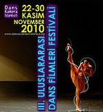 3. Uluslararası Dans Filmleri Festivali