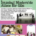 İstanbul Modern'de Ailece Bir Gün