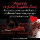 Astoria Cinebonus Sineması'nda 14 Şubat Sevgililer Günü