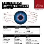 2.Uluslararası Kurye Video Festivali