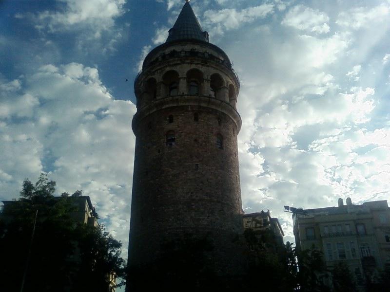 Galata Kulesi - Coşkun Kaban