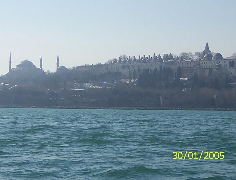 Denizden Tarihi Yarımada - Barış Can