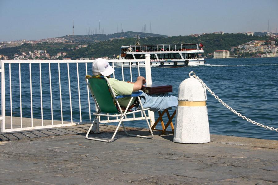 Dolmabahçe - Erkin
