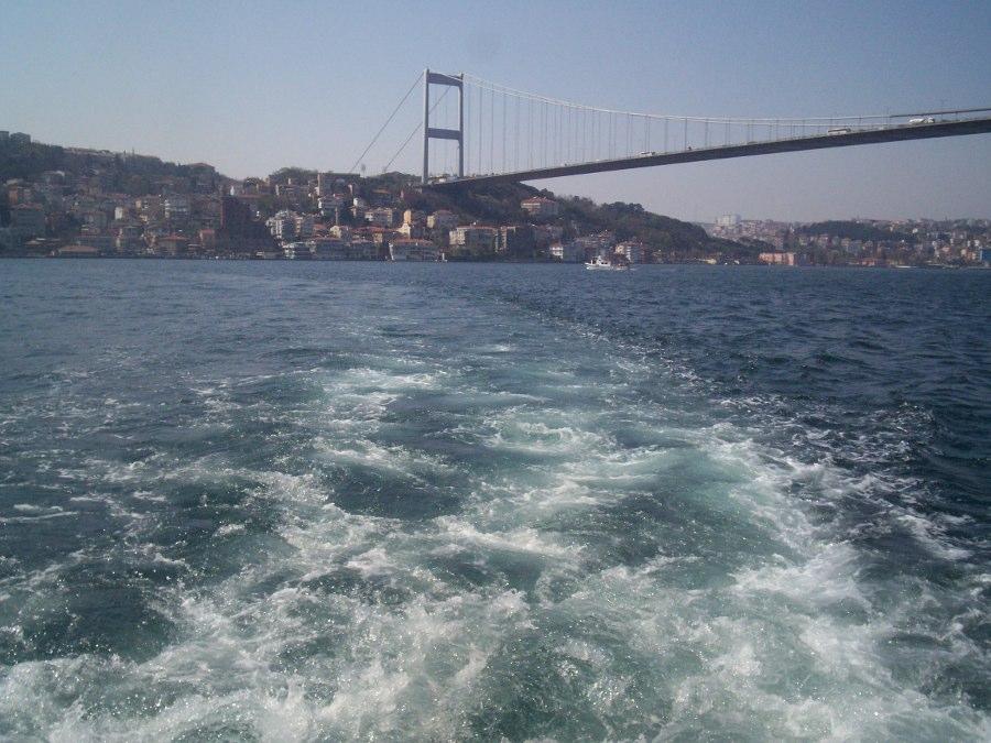 İstanbul Boğazı - Çağnur Öztürk