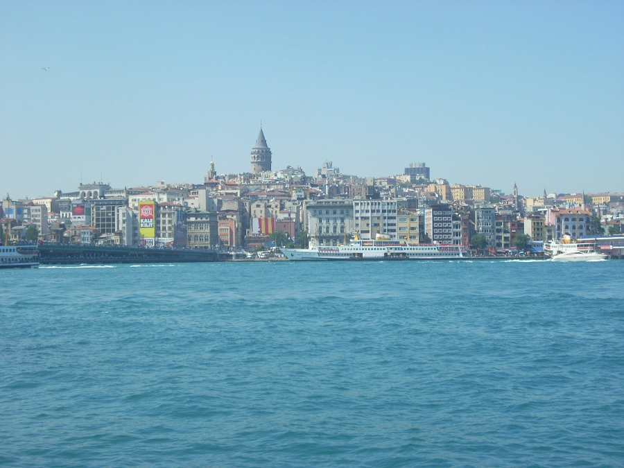Karaköy - Çağla Zara