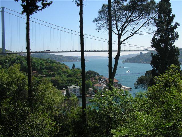 Mihribat Korusundan İstanbul - Hana Enver Türker