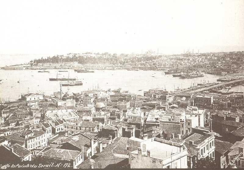 Galatadan Sarayburnu - 1920