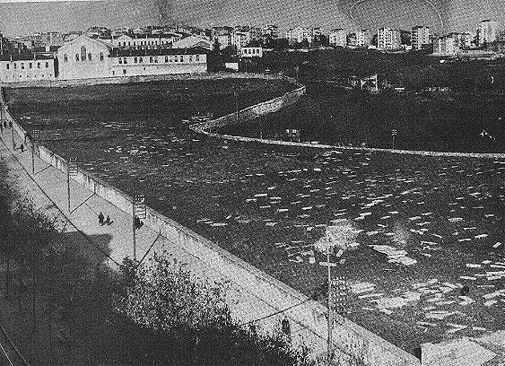 Surp Agop Mezarlığı - 1940