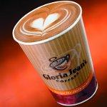 Sohbetlere Lezzet Katan İçecek: Caffe Latte