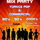 Mix Party: Türkçe Pop - Commercial