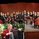 Akbank Oda Orkestrası - Friedrich Lips (Akordeon)