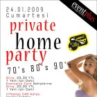 Private Home Party