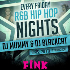 Rnb - Hiphop Night @ Fink Club