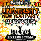 University New Year Party