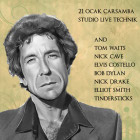 Wine and Pain: Leonard Cohen Night