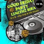 Good Friday R`n`B Party