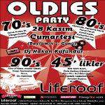 70`s 80`s 90`s Oldies Party & Türkçe Nostalji