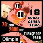 70`lerden 2000`lere Türkçe Pop Parti