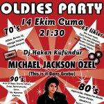 70's, 80's, 90's Oldies Party – Michael Jackson Özel