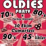 70`s 80`s 90`s Oldies Party - Türkçe Nostalji - DJ Hakan Küfündür