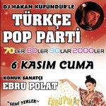 70-80-90-2000`ler Türkçe Parti - Ebru Polat