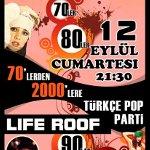 DJ Hakan Küfündürle 70`lerden 2000`lere Türkçe Pop Party