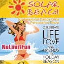 Solar Beach`de Her Pazar Parti Var!