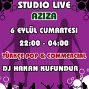 Türkçe Pop & Commercial Party