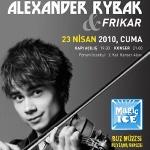 Alexander Rybak with Frikar
