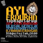 Ayla Erduran, Şef Cem Mansur ve Ulusal Gençlik Senfoni Orkestrası