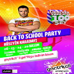 gnçtrkcll Back To School Parti - İstanbul