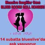 Sevgilinize Özel Blueslive