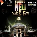 Burn Erasmus New Year`s Eve
