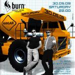 Burn Energy Drink Presents: HANGAR - Müzik ve Sanat Bir Arada