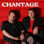 New Wave cover night by Chantage