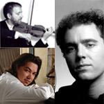 Hakan Şensoy (Keman), Adrian Brendel (Viyolonsel), Emre Elivar (Piyano)