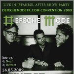 Depeche Mode After Show Party