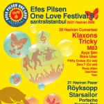 Efes Pilsen One Love Festival 8 2.Gün - Röyksopp