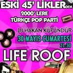 Eski 45liklerden 2000lere Türkçe Pop Parti