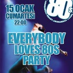 Everybody Loves 80`s