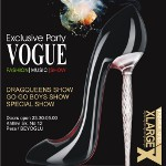 Exclusive Party Vogue Xlarge Club İstanbul