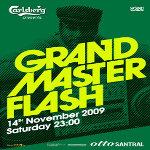 Carlsberg presents DJ Grandmaster Flash