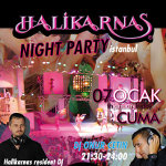 Halikarnas Night Party