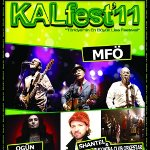 KALfest`11 - MFÖ - Shantel - Bucovina Club Orkestar - Ogün Sanlısoy - Kung-Fu