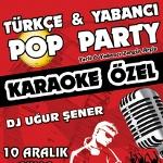 Türkçe - Yabancı Pop Party: Karaoke Özel
