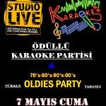 Ödüllü Karaoke & Oldies Party
