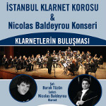 İstanbul Klarnet Korosu - Nicolas Baldeyrou Konseri
