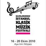 Uluslararası İstanbul Klasik Müzik Festivali - Ahn Trio