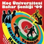 Koç Üniversitesi Bahar Şenliği 2009 - Kenan Doğulu - Teoman - Bedük - Kosheen Live