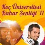 Koç Üniversitesi Bahar Şenliği`11